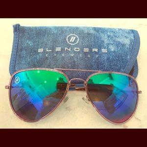 Blenders Aviator Sunglasses